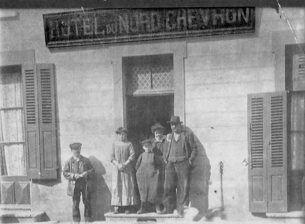 Hotel du Nord (autorisation Janine Chevron, CP)