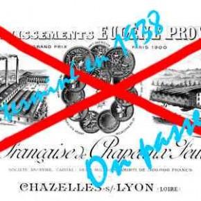 DES CHAPEAUX PROVOT AUX BOUGIES D'ALLUMAGE KLG