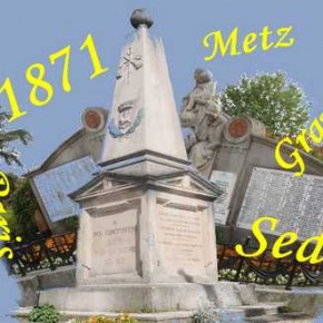 La guerre de 1870 a marqué Chazelles.