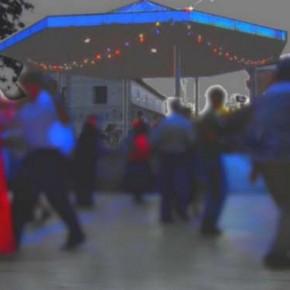 """La """"vogue"""" du 15 aout: fête patronale de Chazelles."""