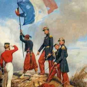 Hommage aux Farlots morts à la guerre de Crimée (1854-1856)