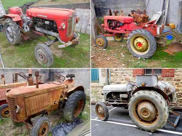 tracteurs