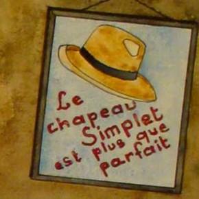 Aquarelle de Jean-Paul Ravachol au concours Lapine.