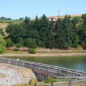 Le barrage sur la Gimond: un poème.