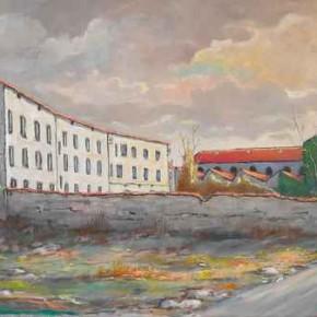 Artistes-peintres: visions d'usines