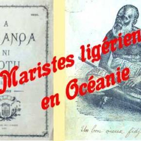 """Quelques """"Sociétaires de Marie"""" ligériens qui s'étaient exilés..."""