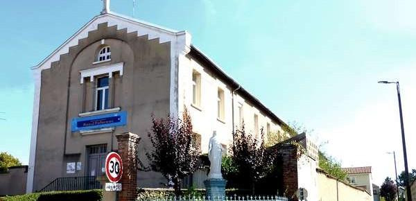 Ma petite histoire de l'Ecole libre des garçons à Chazelles-sur-Lyon.