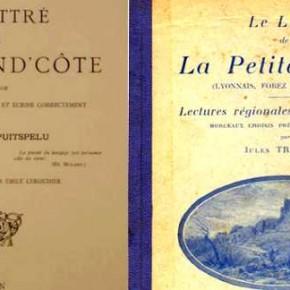 Clair Tisseur et Jules Troccon: même chemin  pour la sauvegarde des parlers locaux