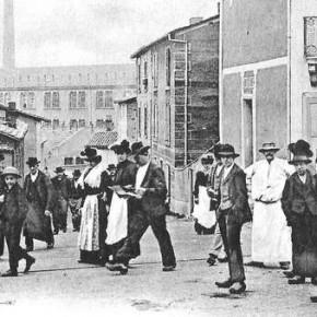 Pages d'histoire sociale de la Chapellerie.