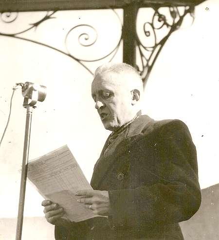 Ferdinand Mirabel Janvier 1954