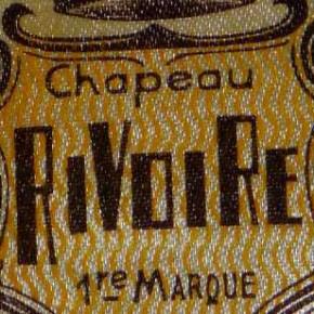UNE DYNASTIE DE CHAPELIERS: DES GUILLOT AUX RIVOIRE (ET PIPON)