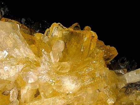 cristal barytine