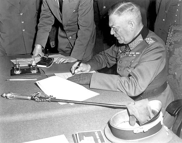 capitulation 1945 berlin