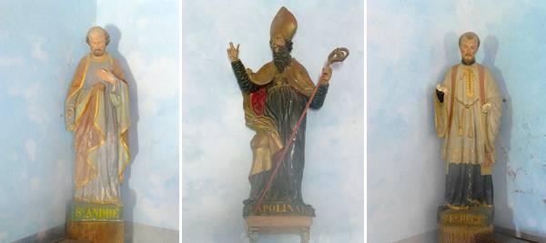 A saint