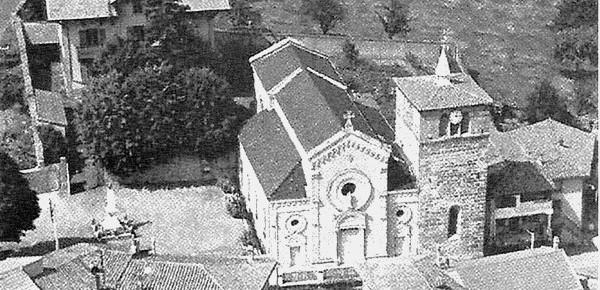 HISTOIRE DE L'ÉGLISE DE MEYS
