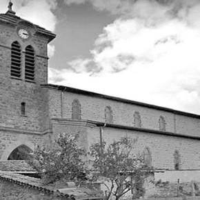 L'église de La Chapelle-sur-Coise.
