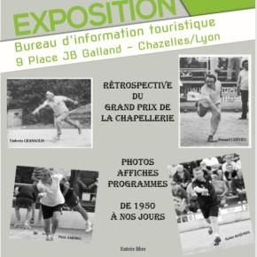 70ème Grand Prix Bouliste de la Chapellerie