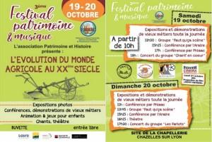 Flyer festival