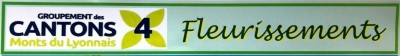4 fleurissement