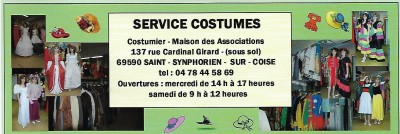 service costumes