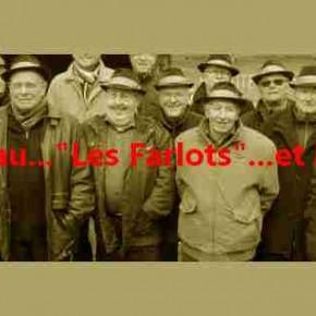 """L'itinéraire chantant du groupe vocal """"Les Farlots""""."""