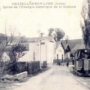 La Gimond : une des bases de l'empire électrique créé par Pierre-Marie Durand
