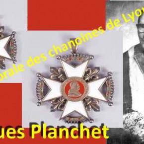 La vie de Jacques Planchet