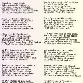 COMPLAINTE DE LA FIAT (chanson)