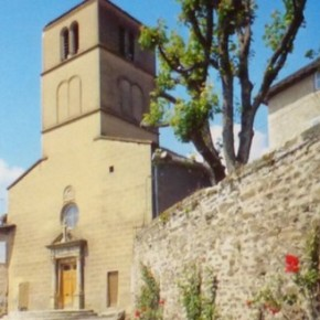 Histoire de l'église Saint-Paul de Riverie